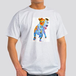 Jack Russell Terrier Many Colors White T-Shirt