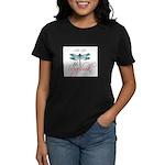 Live Life, Scrapbook It Women's Dark T-Shirt
