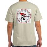 Montgomery Bird Club T-Shirt W/logo Front & Ba