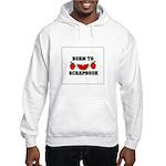 Born To Scrapbook Hooded Sweatshirt