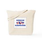 American Scrapbooker Tote Bag