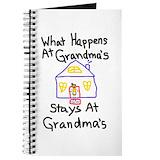 Grandma Journals & Spiral Notebooks