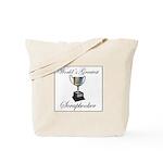 World's Greatest Scrapbooker Tote Bag