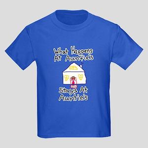 Auntie's House Kids Dark T-Shirt