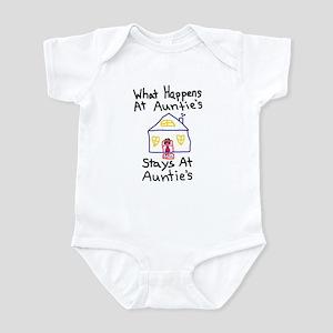 Auntie's House Infant Bodysuit