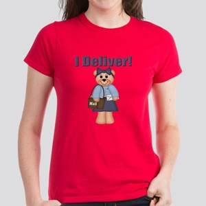 Mail Carrier Women's Dark T-Shirt
