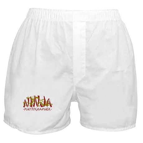 Dragon Ninja Photographer Boxer Shorts