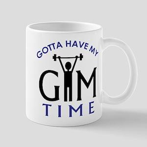 Gym Time Mugs