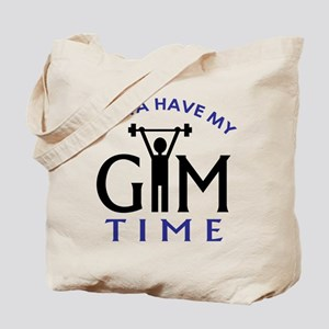 Gym Time Tote Bag