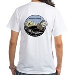 Sea Otter Savvy Light Tee On Back T-Shirt