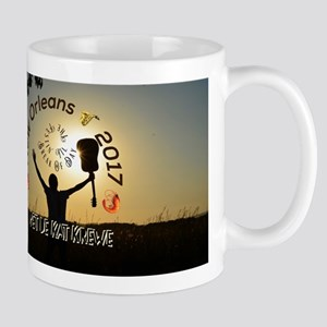 Till the break of day with the P-D-K Mug