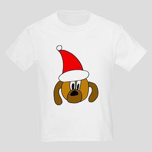 Christmas Dog Kids T-Shirt
