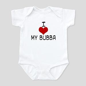 I love my Bubba Infant Bodysuit