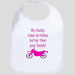 Dirt biker (girl) Bib