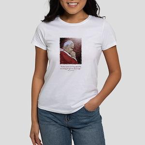 Pope John Paul II Women's T-Shirt