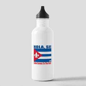 NOLA Si Water Bottle