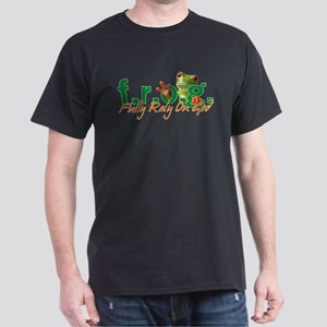 F.R.O.G. Black T-Shirt