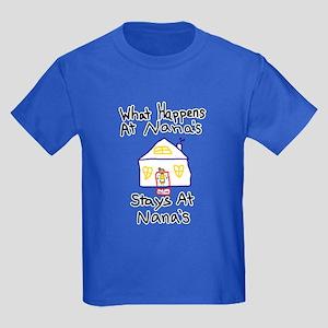 Nana's House Kids Dark T-Shirt