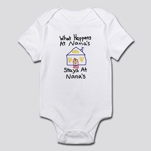 Nana's House Infant Bodysuit