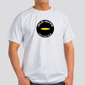 Old Guys Disc Golf Club T-Shirt