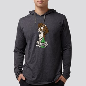 German Short Haired Pointer Be Long Sleeve T-Shirt