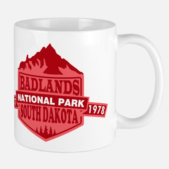 Badlands - South Dakota Mugs