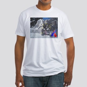 Remembering Flight 93 Fitted T-Shirt