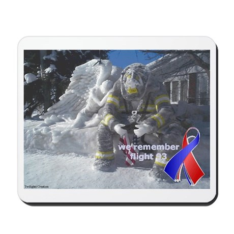 Remembering Flight 93 Mousepad