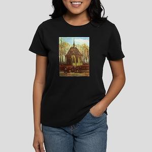 Van Gogh Chapel at Nuenen White T-Shirt