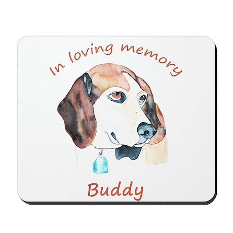 Buddy Mousepad