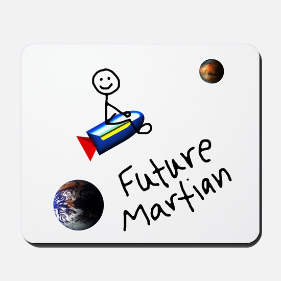 Future Martian Mousepad