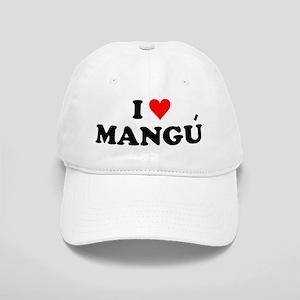 I Love Mangu Cap