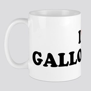 I Love Gallo Pinto Mug