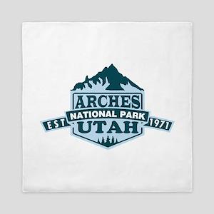 Arches - Utah Queen Duvet