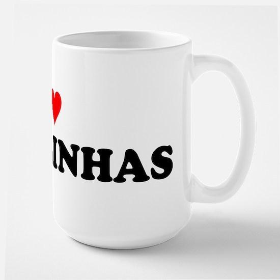 I Love Caipirinhas Large Mug