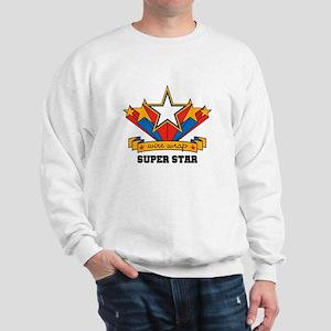 Wire Wrap Superstar - Jewelry Sweatshirt