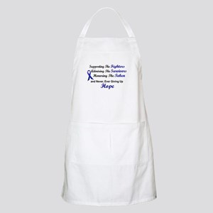Supporting Admiring Honoring 1 (Blue) BBQ Apron