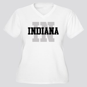 e8301be018d Indiana Women s Plus Size T-Shirts - CafePress
