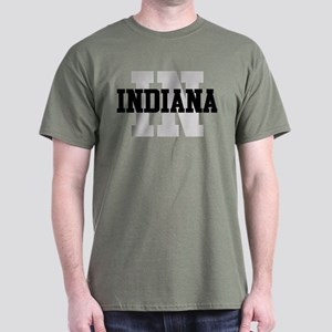IN Indiana Dark T-Shirt