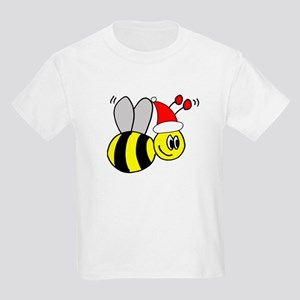 Christmas Bumble Bees Kids T-Shirt