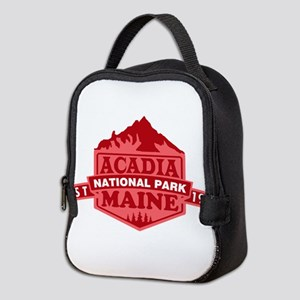 Acadia - Maine Neoprene Lunch Bag