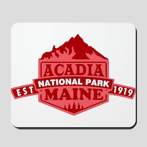 Acadia - Maine Mousepad