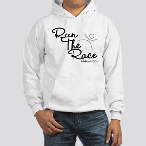 Run The Race Hooded Sweatshirt