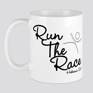 Run The Race Mug