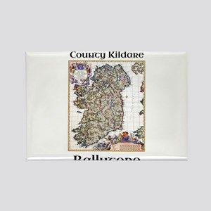 Ballytore Co Kildare Ireland Magnets