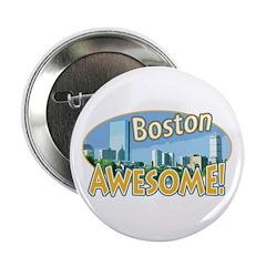 Awesome Boston Button