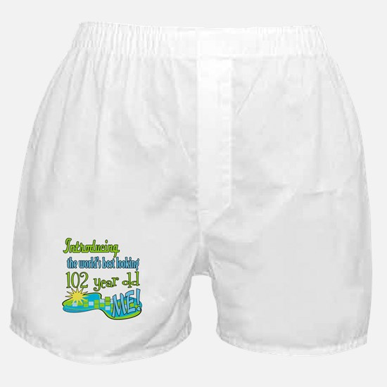 Best Looking 102nd Boxer Shorts