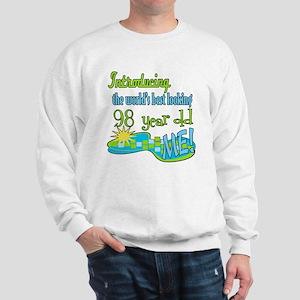 Best Looking 98th Sweatshirt