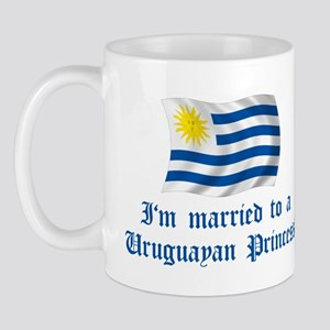 Married To Uruguayan Princess Mug