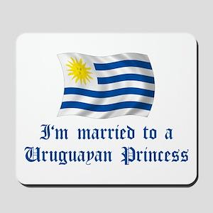 Married To Uruguayan Princess Mousepad